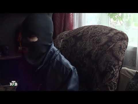 Боевик на НТВ - Четвёртая серия (Пародия на сериалы про ментов)