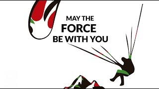 Paragliding Lessons: MAY THE FORCE BE WITH YOU