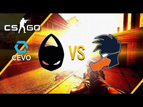 CSGO - CEVO MAIN - x6tence Vs Playing Ducks