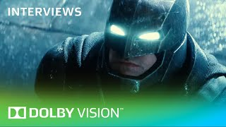 Batman V. Superman: Dawn Of Justice - Zack Snyder Discusses Dolby Vision  | Interview | Dolby