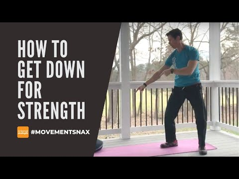 How to Get Down for Strength