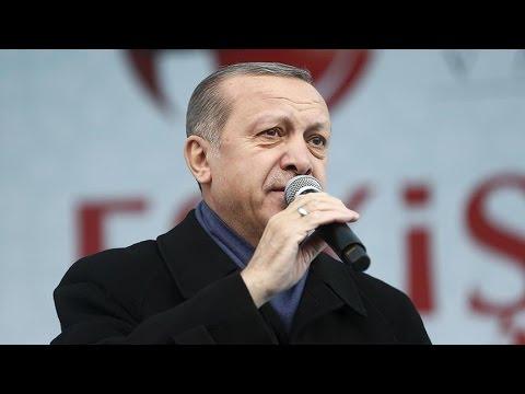 Cumhurbaşkanı Recep Tayyip Erdoğan Uluslararası Futbol Zirvesi'ne katılıyor