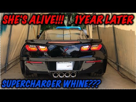Rebuilding A Wrecked 2017 Corvette Z06 Part 9