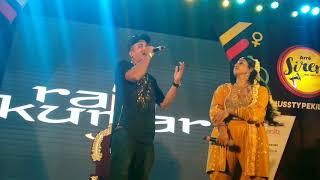 City Slums | Raja Kumari ft. DIVINE | Arre Siren in Mumbai | Live In Concert