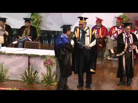 Bachelors of Technology (B. Tech.) Convocation 2014 - IIT Kanpur