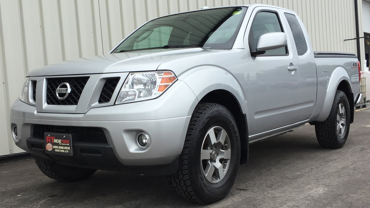 maxresdefault - 2010 Nissan Frontier King Cab Pro 4x