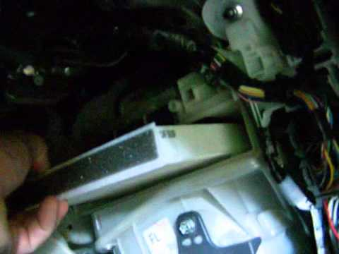 How To Replace Cabin Air Filter In A 2010 Toyota Prius/mbjreport