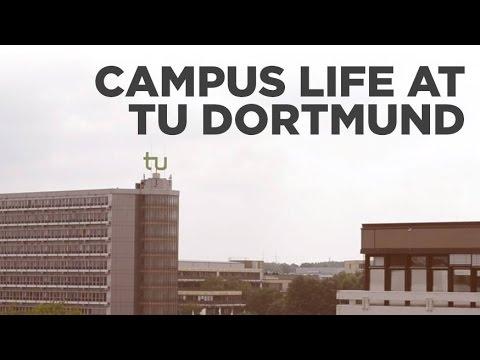 Campus Life at TU Dortmund