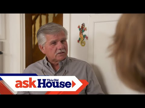 How to Replace a Cracked Floor Tile | Ask This Old House