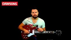 Epiphone Casino Coupe Electric Guitar Review