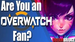 Are you a True Overwatch Fan?