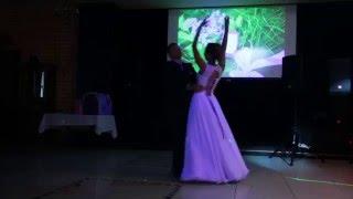 Самый красивый танец жениха и невесты!!!2015