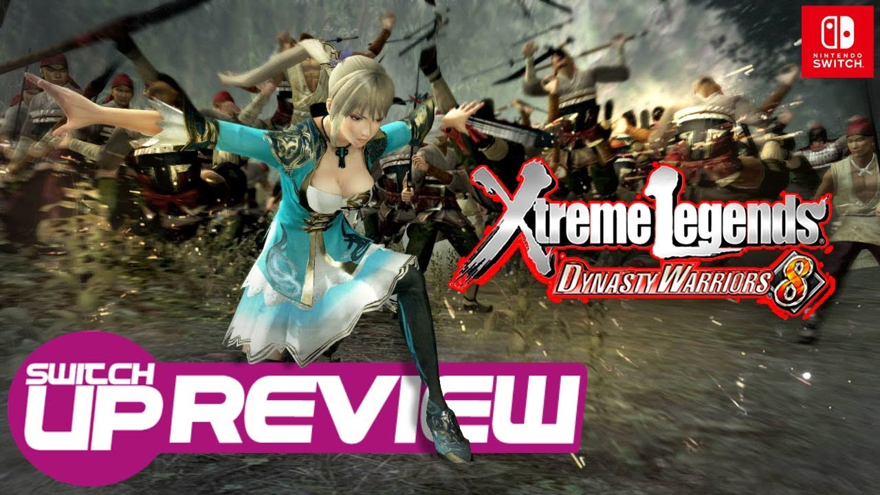 Dynasty Warriors 8: Xtreme Legends Switch Review – ULTIMATE WARRIOR?