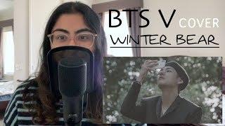 BTS V - Winter Bear | Female Cover