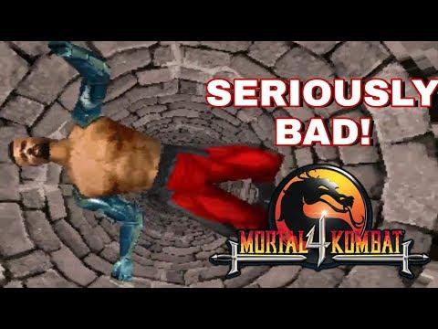 THIS GAME SUCKS - Mortal Kombat 4 - Jax Ladder