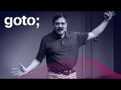 GOTO 2018 • Don't Walk Away from Complexity, Run • Venkat Subramaniam