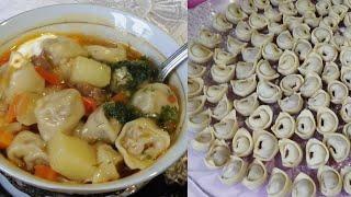 Попробовав раз это блюдо вы всегда будете готовить Узбекский Суп Чучвара