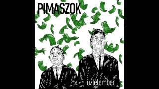 PIMASZOK- ÜZLETEMBER