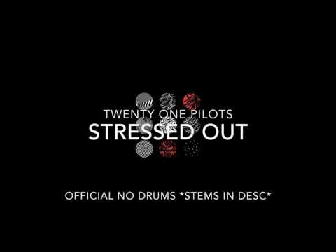 Stressed Out - Official No Drums (+ OFFICIAL STEMS DOWNLOAD)