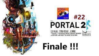 DAS FINALE !!! | Portal 2 #22 [LeOn]
