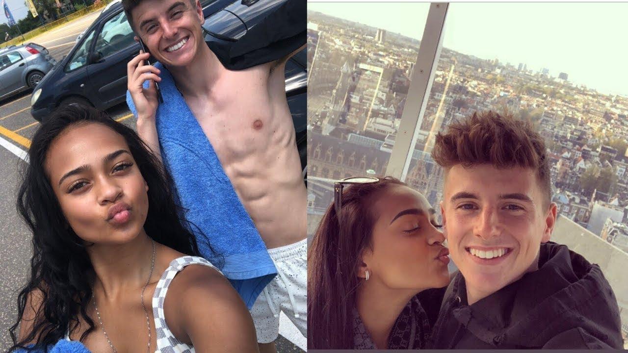 Mason mount and girlfriend Chloe Wealleans Couple goals ...