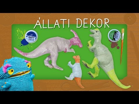 KEDDkreatív: Színes dinók thumbnail