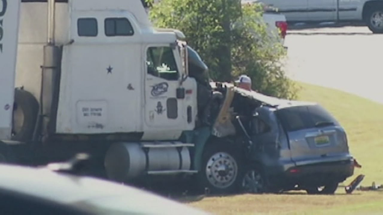 Truck driver indicted in fatal Highway 280 crash