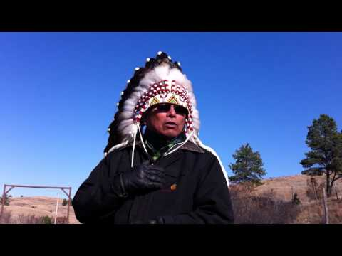 "Daryl Hannah, ""Cowboy"" & ""Indian"" on Healing Mother Earth"