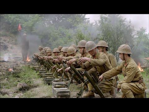 日軍指揮官被地雷炸得人仰馬翻,主力部隊又接連被新四軍擊退,一時氣急敗壞,直接亮出一排迫擊炮!