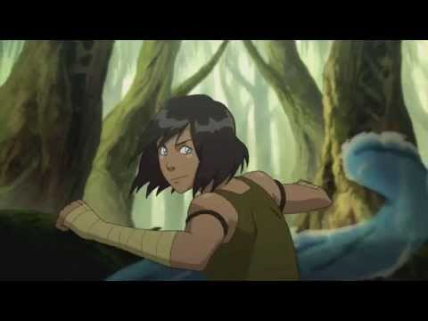 Legend of Korra Book 4 - The Final Battle