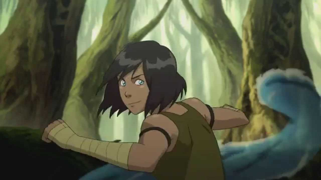legend of korra season 1 episode 9 youtube
