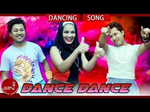 New Nepali Dancing Song 2075/2018 | Dance Dance - Aditi Adhikari & Karju Shrestha Ftn Chhetri