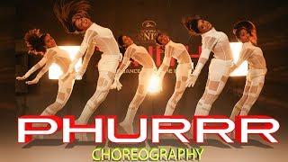 PHURRR / Choreography /Jab Harry Met Sejal /Shah Rukh /Anushka /Zenith Dance PHURR / N Delhi / India