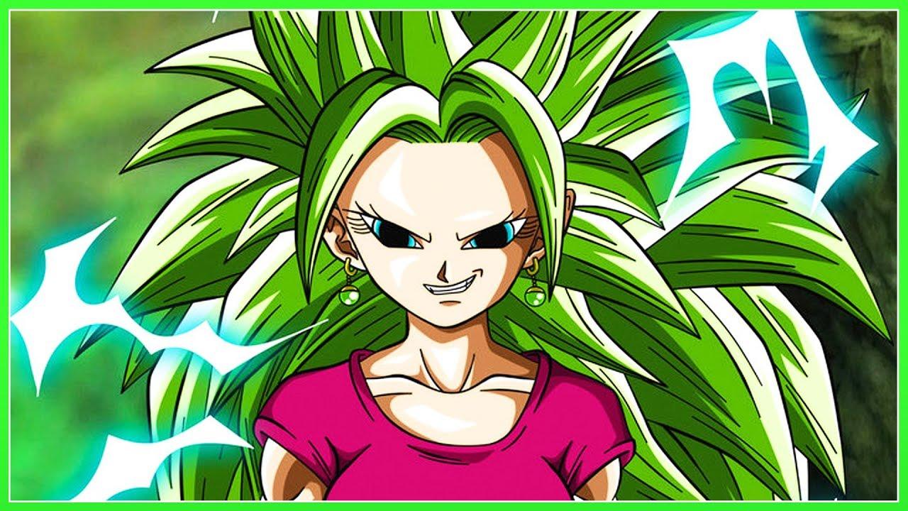 What if kefla turned super saiyan 3 in the tournament of power dragon ball super youtube - Sangohan super saiyan 3 ...