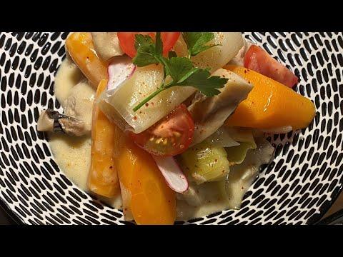 recette-facile-blanquette-de-veau-de-lait-et-son-riz-basmati-وصفة-سهلة-سريعة-العجل-الأرز-البسمتي