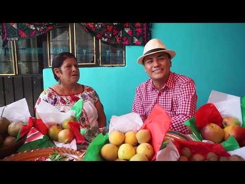 CHILES EN NOGADA CON DOÑA TITA, LA ENTREVISTA, CALPAN PUEBLA MÉXICO.