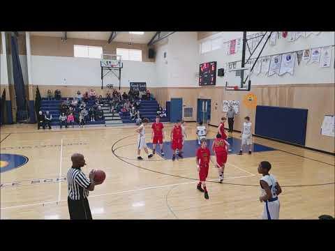 Zane Middle School vs Mckinleyville Middle School 2/7/19