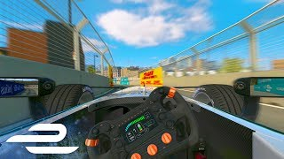 First Look At Hydro-Quebec Montreal ePrix Circuit! (Real Racing 3) - Formula E