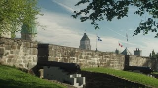 Parks Canada, Guardian of the Fortifications of Québec
