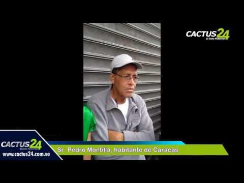Caracas dividida entre el miedo y la expectativa a horas de las movilizaciones convocadas por el ofi