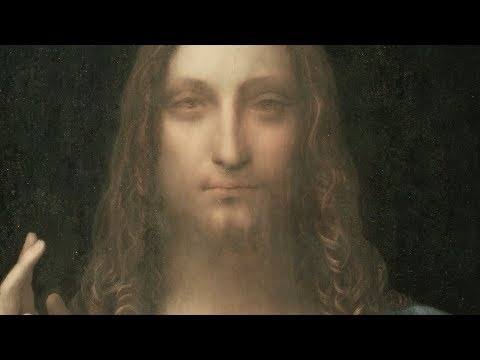 "The Discovery & Restoration of Leonardo da Vinci's Long-Lost Painting ""Salvator Mundi"" 