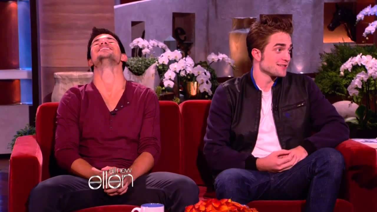 Robert Pattinson and T...