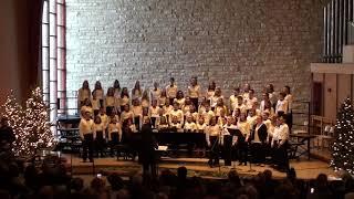 Flint Hills Children's Choir  Sounds of a Better World pt. 1