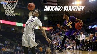 LSU's Antonio Blakeney Official Freshman Year Mixtape! Top Shooter in SEC