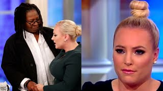 Whoopi Goldberg Shares Disturbing News About Co Host Pregnant Meghan McCain Unexpectedly Gone