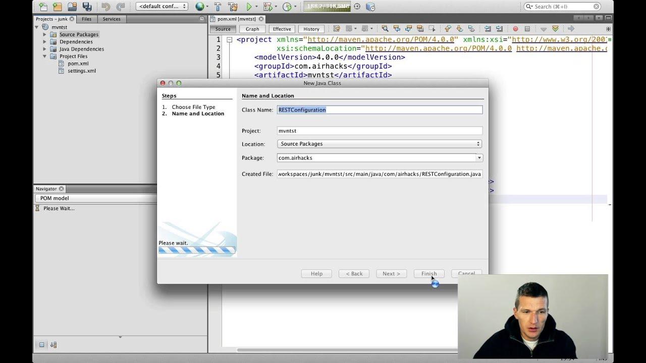 Setting Up Java EE 7 Projects With Maven 3 : Adam Bien's Weblog