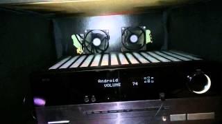 Audio Cabinet Fans