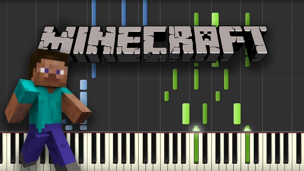 Minecraft Theme (Piano Tutorial)