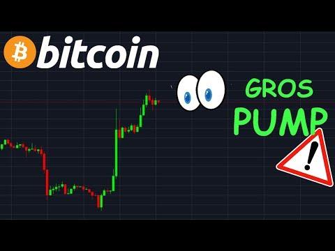 BITCOIN GROS PUMP, QU'EN PENSER !? btc analyse technique crypto monnaie