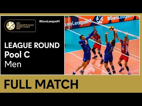 Belarus vs. Czech Republic - CEV Volleyball European Golden League 2021   Men